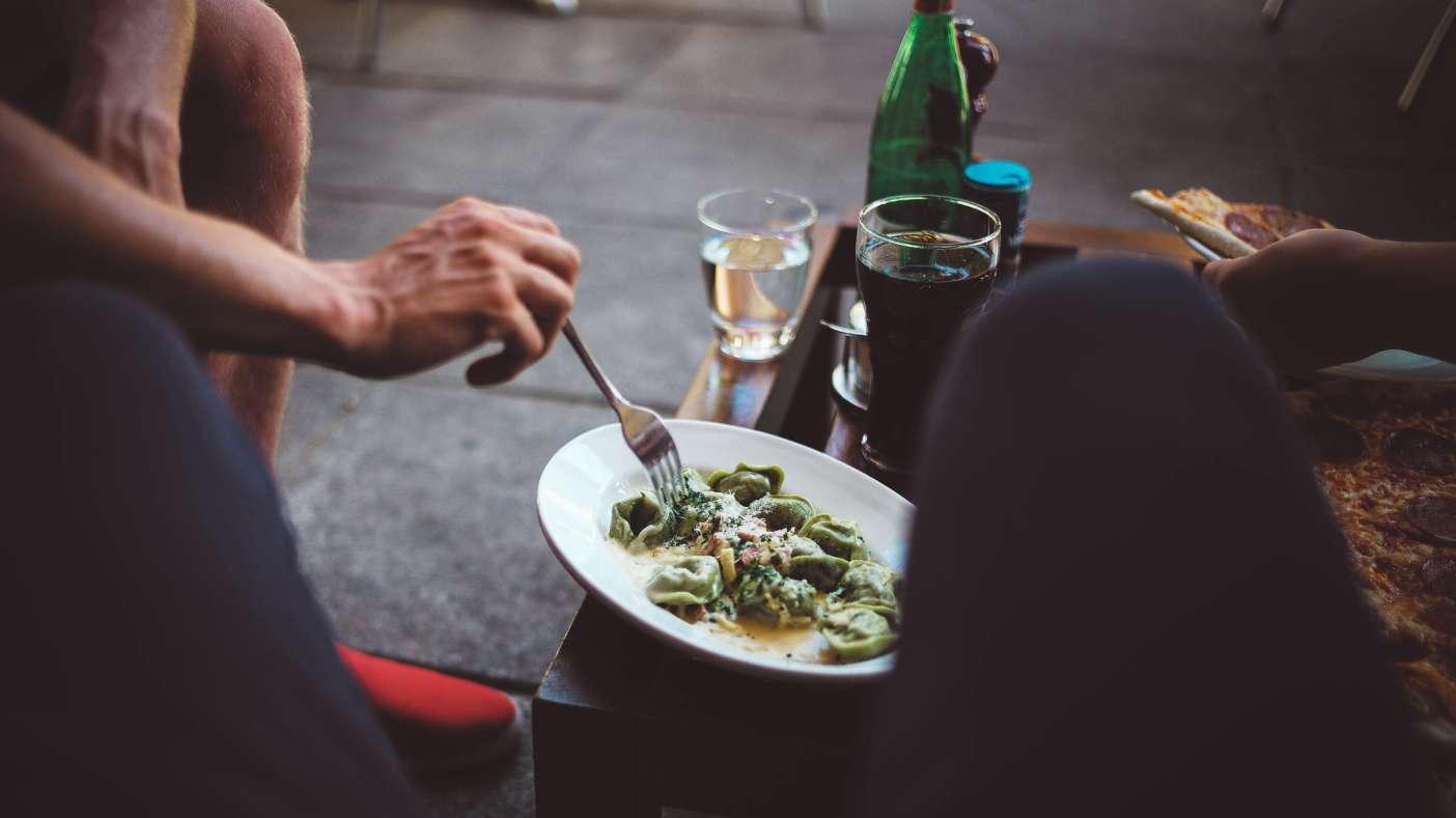 Ernährung und Burnout